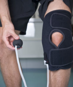 Ice Pack & Compression knie