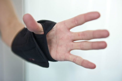 Ice Pack pols, hand